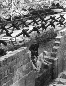 Berliner Mauer Sprengstoffanschlag