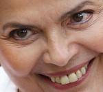 Entrevista de Dilma em Brasilia (DF)