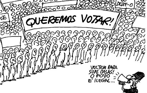 democracia representativa   VESPEIRO